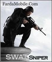 دانلود بازی موبایل swat sniper برای گوشی های سونی اریکسون